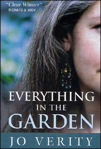 The cover of Everything in the Garden, by Jo Verity