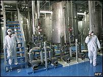 Iranian technicians