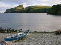 Fair Isle. Photo courtesy of Undiscovered Scotland.