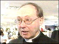 Rt Rev Christopher Hill