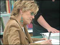 Jane Fonda at Hay