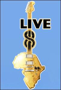 Logo de Live 8