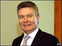 Belgian FM Karel de Gucht