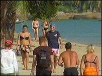 Beach on Koh Samui