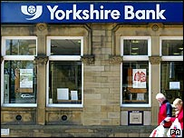 Yorkshire Bank branch
