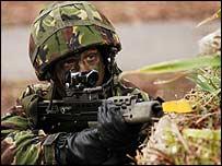 Soldier (generic)