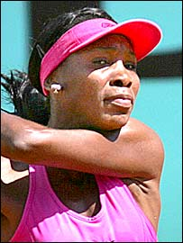American Venus Williams