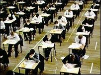 exam room scene