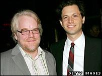 Philip Seymour Hoffman and Bennett Miller