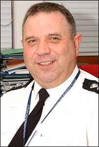 Chief Inspector Kenny Buchanan
