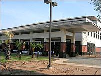US embassy, Phnom Penh