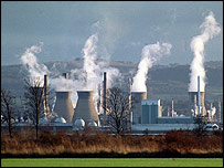 Power stations in Scotland