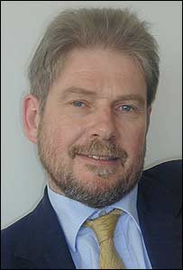 Michael Reid, editor de Am�rica Latina de la revista Economist