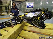 Soryu rescue robot