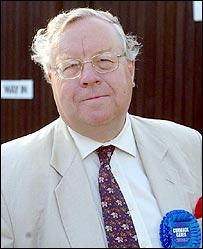 Sir Patrick Cormack