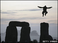 Celebrations of the summer solstice at Stonehenge this week