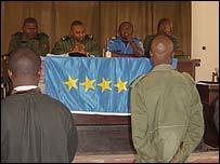 Dr Congo court
