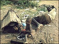 Poor people in Nigeria