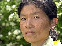 Ngawang Sangdrol (Credit: Free Tibet Campaign/Helen Valentine)