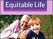 An Equitable Life brochure