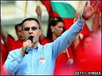 BSP leader Sergei Stanishev