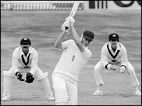 Graham Dilley's confidence was the catalyst for Botham's knock