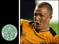 Kenny Miller is heading for Celtic