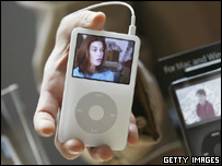 Apple's iPod music player