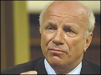 Brentford chairman Greg Dyke