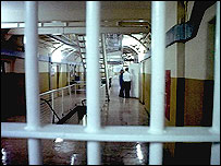 Prison bars (file photo)