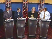 All candidates meeting in Brampton