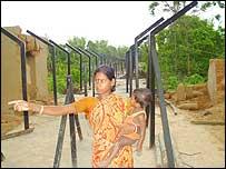Tripura fence