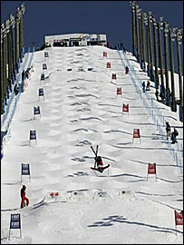 Sauze d'Oulx will host the moguls and aerials