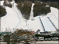 Bardonecchia will host the snowboarding events