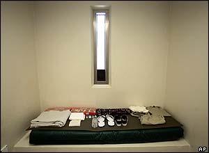 Cell in Camp V