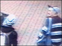 "CCTV of ""happy slapping"" suspects"