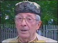 Selwyn Iolen (Selwyn Griffith) Archdderwydd Cymru
