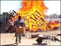 Clearances in Zimbabwe