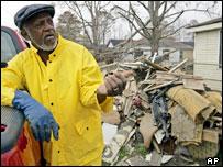 New Orleans resident