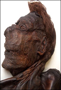 Remains of Clonycavan man