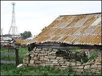 Вид на Эйфелеву башню в Челябинской области