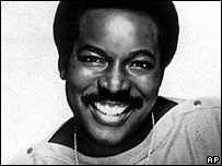 Wilson Pickett (photo taken in 1981)