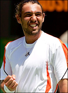 Marcos Baghdatis