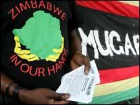 Zimbabwean activist