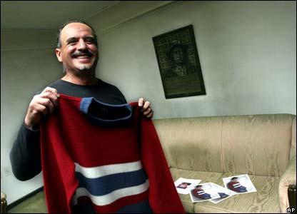 Punto Blanco owner Raul Valda