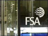 FSA logo on door