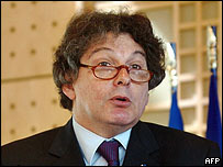 French Finance Minister Thierry Breton