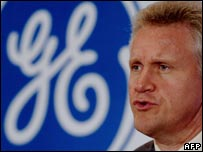 Jeff Immelt, GE chief executive