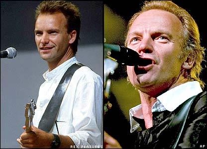 Sting 1985/2005
