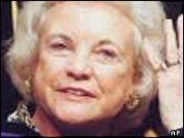Judge Sandra Day O'Connor